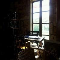 Photo taken at OC Cafe by Masato K. on 6/14/2012