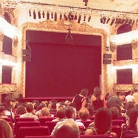 Photo taken at Teatre Tívoli by Cristina A. on 9/10/2012