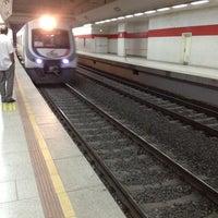Photo taken at İzban Nergiz İstasyonu by Fatih K. on 6/13/2012