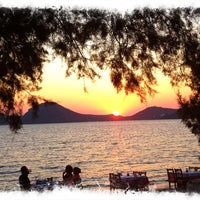 Photo taken at Yalıkavak Sahil by Lets Bodrum on 7/22/2012