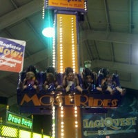 Photo taken at The Funplex by Wendi E. on 6/19/2012
