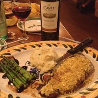 Photo taken at Olive Garden by Ray on 8/18/2012