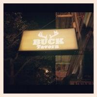 Photo taken at Buck Tavern by Dan U. on 4/29/2012