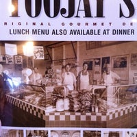 Photo taken at TooJay's Gourmet Deli by Luis P. on 8/6/2012