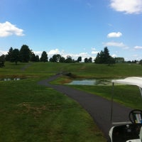 Photo taken at Blackwood Golf Course by Matthew K. on 8/18/2012