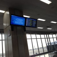 Photo taken at Gate 28 by Alexandre M. on 9/6/2012