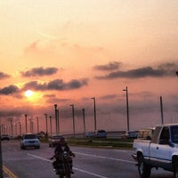 Photo taken at Malecón by Tello H. on 4/14/2012