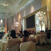 Photo taken at The Ritz-Carlton Jakarta Pacific Place by Allen S. on 6/30/2012
