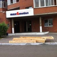 Photo taken at мax & мotion by potemkink on 8/5/2012