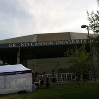 Photo taken at Grand Canyon University Arena by Denisse L. on 2/20/2012