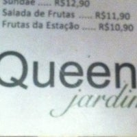 Foto tirada no(a) Queen Jardim por Rosa C. em 6/3/2012