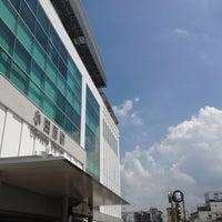 Photo taken at Odawara Station by しぶ や. on 8/8/2012