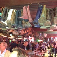 Photo taken at Cowboy Palace Saloon by Casey S. on 4/7/2012