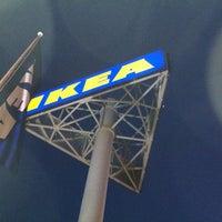Photo taken at IKEA by Akis Mert on 8/8/2012