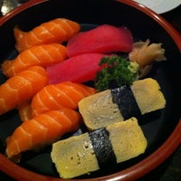 Photo taken at Ai Sushi by Win I. on 7/19/2012