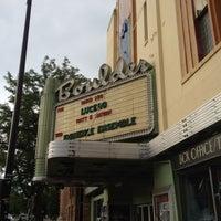Photo taken at Boulder Theater by Jennifer A. on 7/4/2012