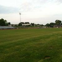 Photo taken at Troy-Buchanan High School by Timothy G. on 5/26/2012