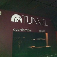 Photo taken at Tunnel Club by lorena m. on 2/12/2012