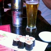 Photo taken at Koi Sushi by Jonathan S. on 6/1/2012