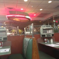 Photo taken at Mirage Diner by Adriana Lynn on 7/13/2012
