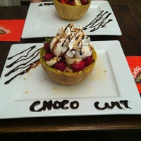 Photo taken at Choco Cult by Giulio B. on 6/26/2012