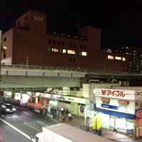 Photo taken at JR 亀戸駅 by Naotaka S. on 8/9/2012