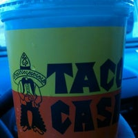 Photo taken at Taco Casa by Rob A. on 3/3/2012
