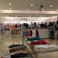 Photo taken at Zara by America S. on 8/17/2012