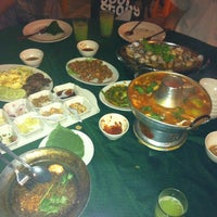 Photo taken at Khunthai Authentic Thai Restaurant by Dan Dan D. on 3/10/2012