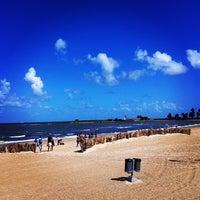 Foto tomada en Playa Pocitos por Deborah R. el 2/10/2012