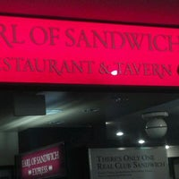 Photo taken at Earl of Sandwich by Jeff Z. on 2/25/2012