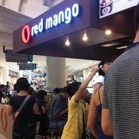 Das Foto wurde bei Red Mango von Mari Jen P. am 5/10/2012 aufgenommen