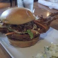 Photo taken at Tarpon Bend Food & Tackle by Lauren B. on 3/9/2012