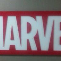 Das Foto wurde bei Marvel Entertainment von Richie B. am 8/1/2012 aufgenommen