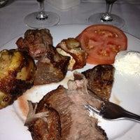 Photo taken at Estancia Churrascaria Brazilian Steakhouse by Skip H. on 8/4/2012