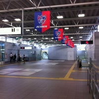 Photo taken at Tobitakyū Station (KO20) by そんぽ ジ. on 5/26/2012