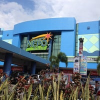 Photo taken at Nepo Mall Dagupan by Marvin Ray M. on 2/17/2012