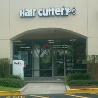 Photo taken at Hair Cuttery by Jorge P. on 4/19/2012