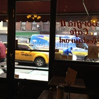 Photo taken at Borgia II Cafe by Nate F. on 3/2/2012
