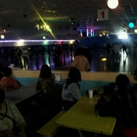 Photo taken at Starlight Skate Rink by Jo V. on 3/2/2012
