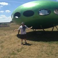 Photo taken at U F O by Elizabeth H. on 8/6/2012
