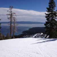 Photo taken at Homewood Ski Resort by Eric H. on 3/24/2012