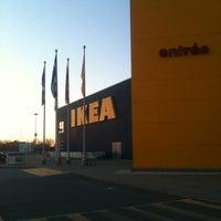 Photo taken at IKEA Montréal by Cinzia C. on 4/2/2012