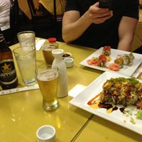 Photo taken at Shige Japanese Cuisine by Magnum M. on 8/17/2012