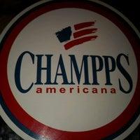 Photo taken at Champps Americana by Jay B. on 7/21/2012