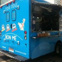 Photo taken at Bon Me by Christina M. on 5/15/2012