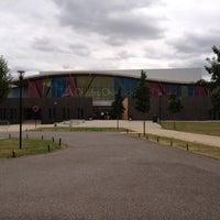 Photo taken at Centre Omnisport by Yvon M. on 7/11/2012