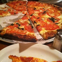 Photo taken at Modern Apizza by Dan O. on 4/20/2012