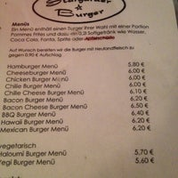 Photo taken at Stargarder Burger by Cihan B. on 6/27/2012
