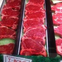 Photo taken at Gartner's Country Meat Market by Bo K. on 4/19/2012